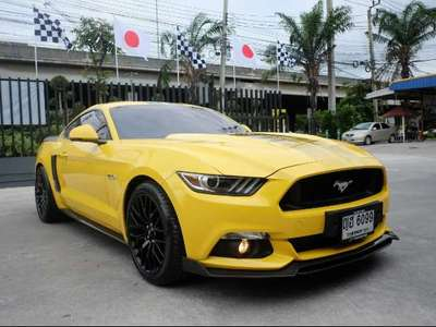 FORD MUSTANG 5 2016