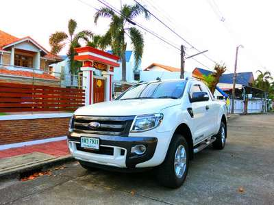 FORD RANGER 2.2 WILDTRAK OPEN CAB HI-RIDER 2014