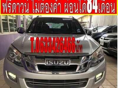 ISUZU CAB 4 3.0 CAB4 4WD 2015