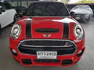 MINI COUPE COOPER S 2015
