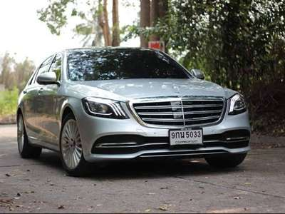 BENZ S-CLASS S350 LONG WHEELBASE 2019