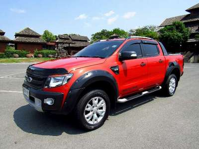 FORD RANGER 3.2 WILDTRAK DOUBLE CAB 4WD 2015