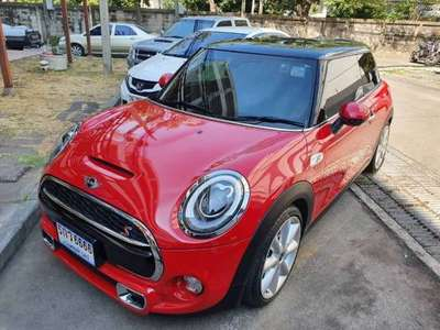 MINI COUPE COOPER S 2018