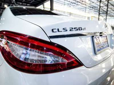 BENZ CLS-CLASS CLS 250 2018