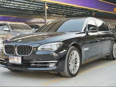 BMW SERIES 7 ACTIVEHYBRID 7 L HIGHLINE 2014