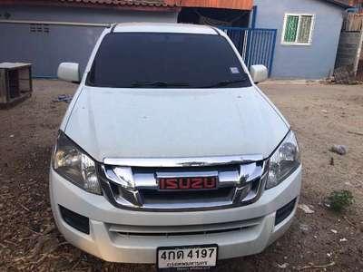 ISUZU CAB 4 2.5 SL  D-MAX 2015