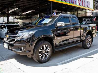 CHEVROLET COLORADO 2.5 LT Z71 X-CAB 2018