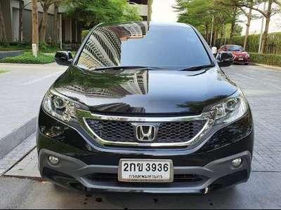 HONDA CRV 2.4 EL (I-VTEC) 2013