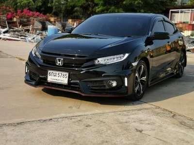 HONDA CIVIC 1.5 TURBO RS 2018