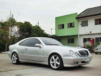 BENZ 230 SLK 2001