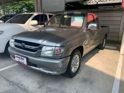 TOYOTA HILUX TIGER 2.5 E X-TRA CAB D4D (ABS /AIRBAG) 2003