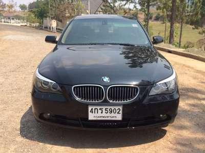 BMW SERIES 5 525 ISE 2007