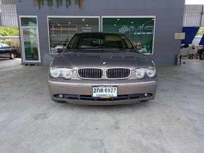 BMW SERIES 7 730 LI 2004