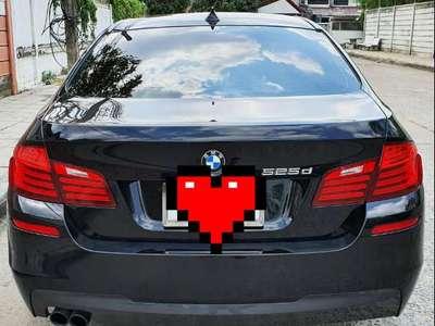 BMW SERIES 5 525 2014