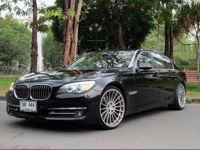 BMW SERIES 7 730 LD 2014