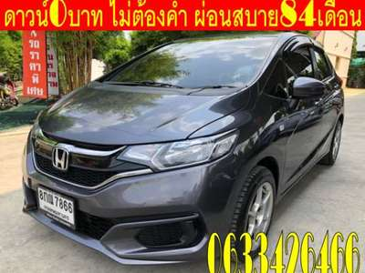 HONDA JAZZ 1.5 S (ABS/AIRBAG) 2019