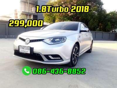 MG 6 1.8 X TURBO 2018