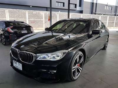 BMW SERIES 7 730 LD 2016
