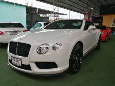 BENTLEY CONTINENTAL  2013