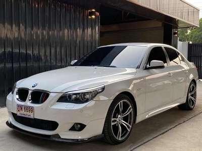 BMW SERIES 5 520D 2010