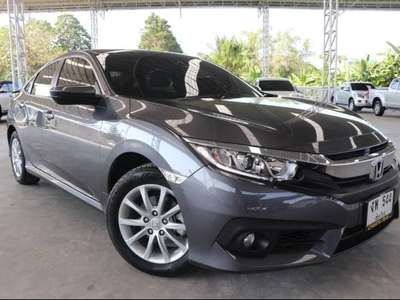 HONDA CIVIC 1.8 E 2018
