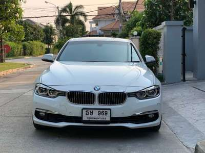 BMW SERIES 3 330 E LUXURY 2017