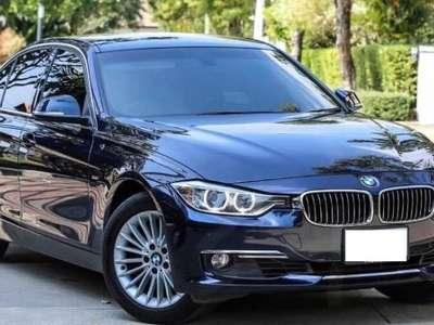 BMW SERIES 3 320 I 2014