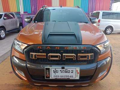 FORD RANGER 3.2 WILDTRAK DOUBLE CAB 4WD 2019
