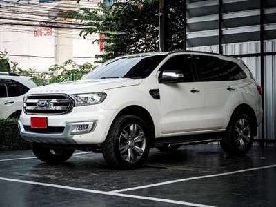 FORD EVEREST 2.2 TITANIUM 2018