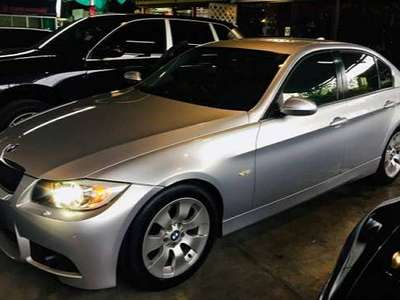 BMW SERIES 3 325 I CONVERTIBLE 2008