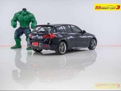 BMW SERIES 1 120I 2016