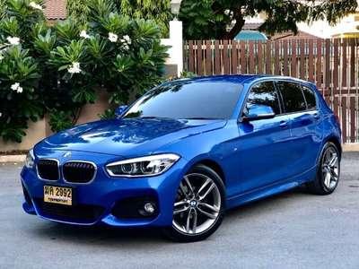 BMW SERIES 1  2017