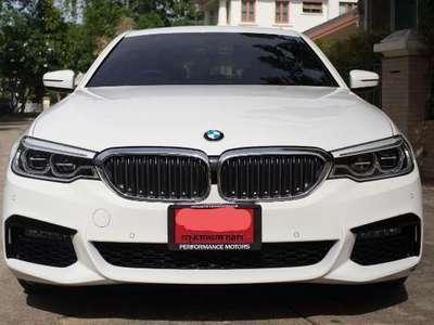 BMW SERIES 5 520D 2019