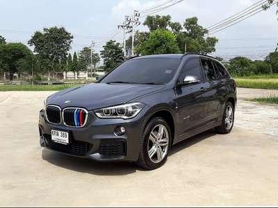 BMW X1 1.8D M SPORT 2017