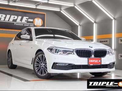 BMW SERIES 5 520D 2018