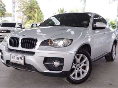 BMW X6 3.0D 2011