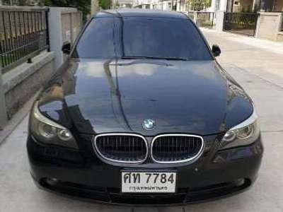 BMW SERIES 5 525 ISE 2005