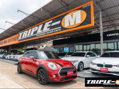 MINI COUPE COOPER 2015