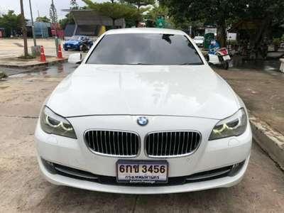 BMW SERIES 5 520D 2012