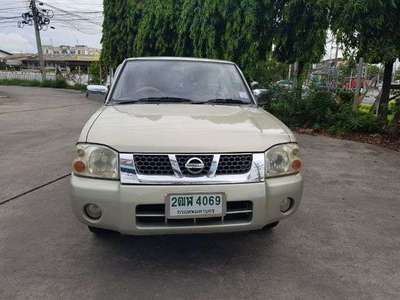 NISSAN FRONTIER 3.0 ZDI KING CAB 2003