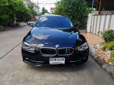 BMW SERIES 3 330 E M SPORT 2019