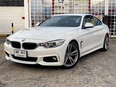 BMW SERIES 4 420 I 2015