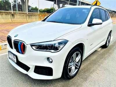 BMW X1 1.8D M SPORT 2018