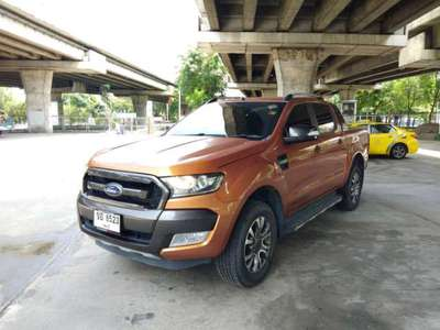 FORD RANGER 2.2 WILDTRAK DOUBLE CAB 4WD 2016