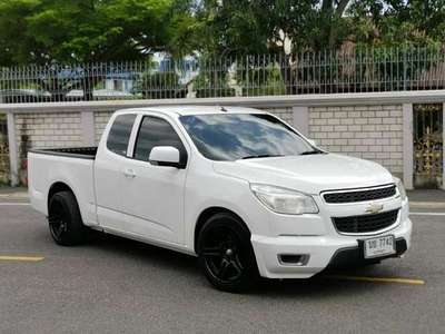 CHEVROLET COLORADO 2.5 EXTENDED CAB LT 2013