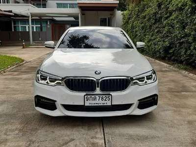 BMW SERIES 5 520 2018