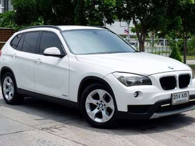 BMW X1 1.8I 2013