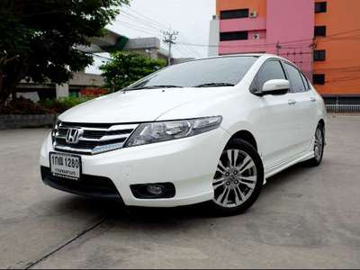 HONDA CITY 1.5 SV I-VTEC (AS) 2012