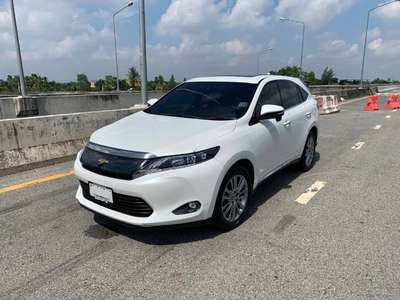 TOYOTA HARRIER 2 2014