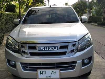 ISUZU D-MAX - 2013